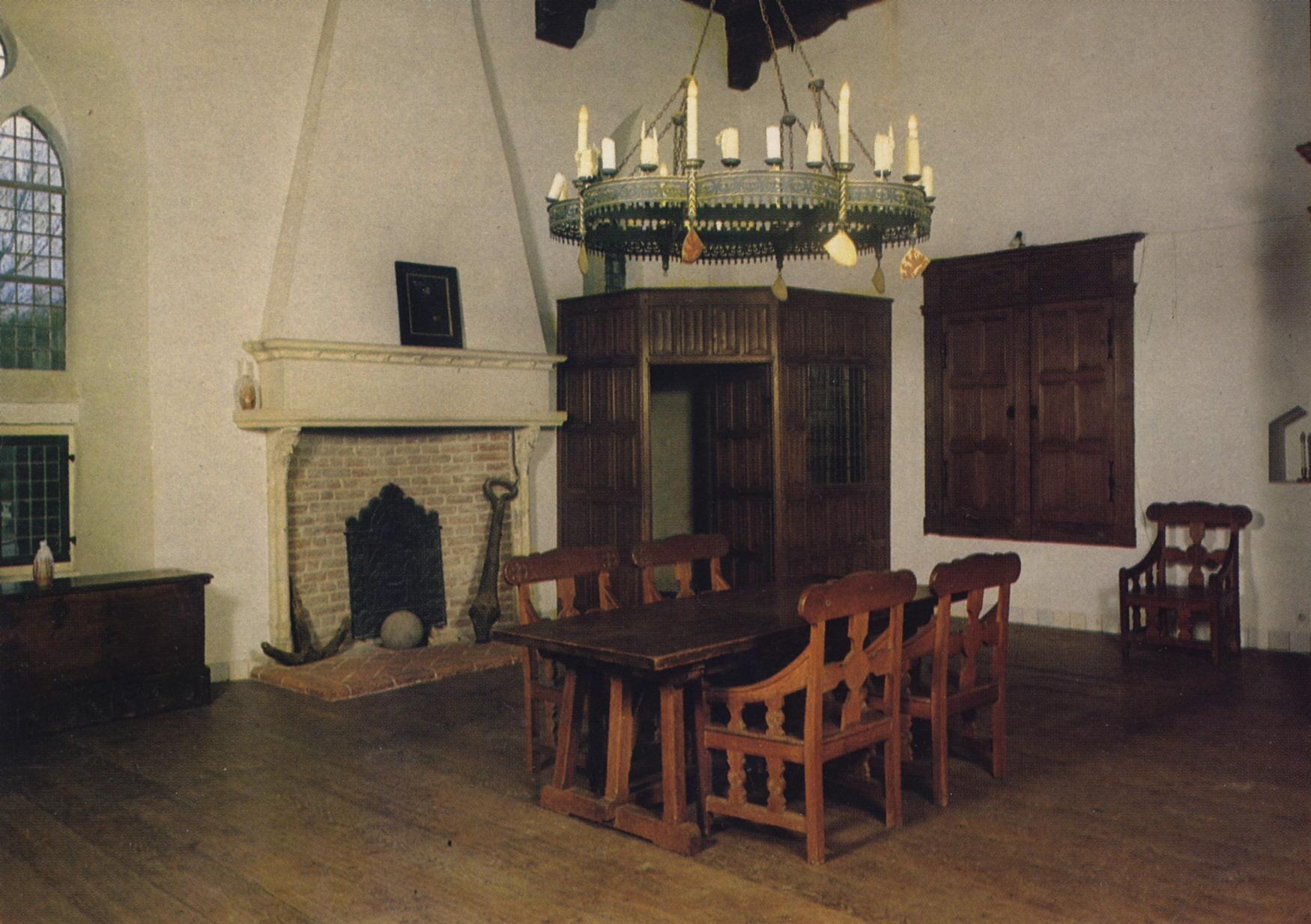Middeleeuwse dwangburchten van West Friesland en Alkmaar   Tymmerage tot Medembliec 1438 1444